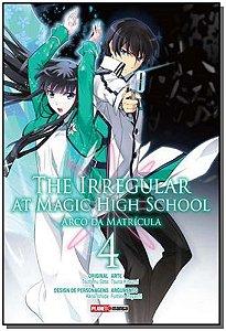 The Irregular At Magic High School - Vol. 04