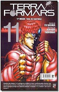 Terra Formars - Vol.11