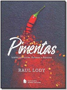 Pimentas - Histórias, Cores, Formas e Sabores