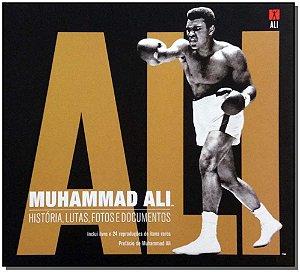Muhammad Ali - História, Lutas, Fotos e Documentos