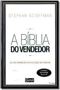 BIBLIA DO VENDEDOR, A