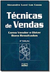 Técnicas de Vendas - 04Ed/18