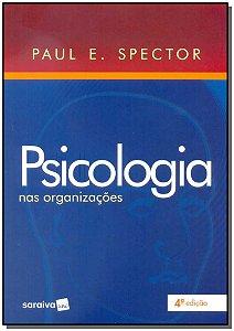 Psicologia nas Organizações