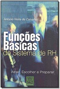 Funções Básicas de Sistema de RH
