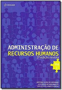 Administração de Recursos Humanos - Vol. 02