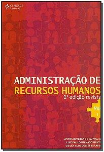 Administração de Recursos Humanos - Vol. 01