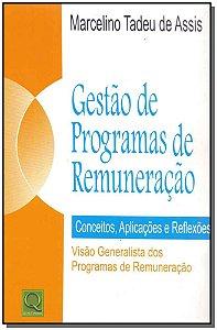 Gestão de Programas de Renumeração