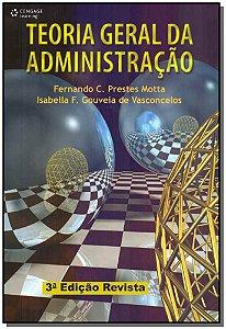 Teoria Geral da Administração - 03Ed/17