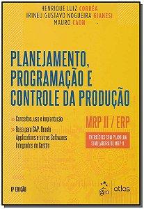 Planejamento , Programacao e Controle da  Producao - 06Ed/19