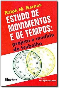 Estudo de Movimentos e de Tempos