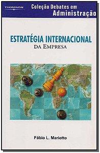 Estratégia Internacional da Empresa