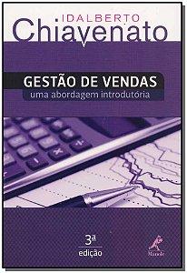 Gestão de Vendas - Uma Abordagem Introdutória - 03Ed/14