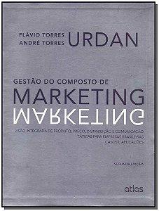 Gestão de Composto de Marketing - 02Ed/13