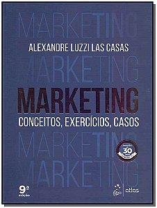 Marketing - Conceitos , Exercicios, Casos - 09/17
