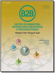 B2B - Gestão de Marketing Em Mercados Industriais e Organizacionais