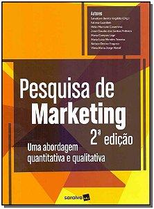 Pesquisa de Marketing - 02Ed/18