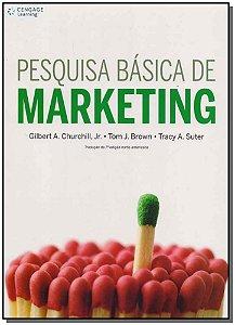 Pesquisa Básica de Marketing - 07Ed/11