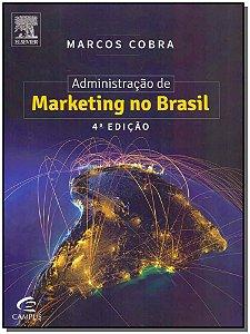 Administração de Marketing no Brasil