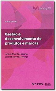Gestão e Desenvolvimento de Produtos e Marca