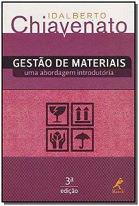 Gestão de Materiais - Uma Abordagem Introdutória - 03Ed/14