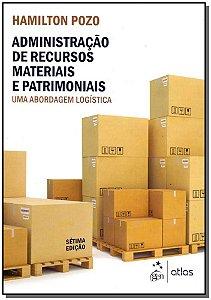 Administração de Recursos Materiais e Patrimoniais - 07Ed/17
