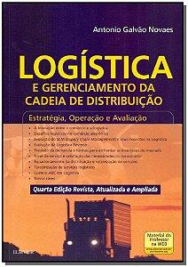 Lógistica e Gerenciamento da Cadeia de Distribuição - 04Ed/15