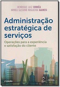 Administração Estratégica de Serviços - 02Ed/19