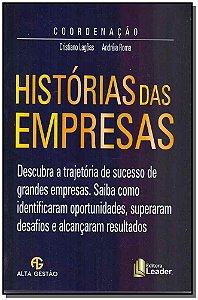 Histórias das Empresas