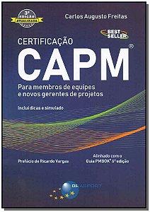 Certificação CAPM - 03Ed/19