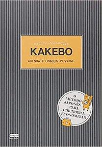 Kakebo - Agenda de Finanças Pessoais - 06Ed/19