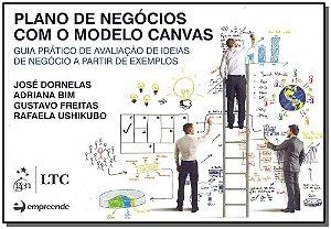 Plano de Negócios Com o Modelo Canvas