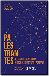 Palestrantes - Idéias que Conectam, Histórias que Transformam