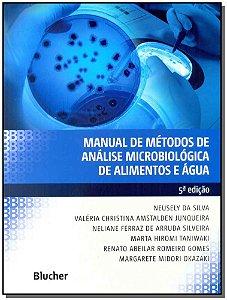 Manual de Métodos de Análse Microbiológica de Alimemtos e Água