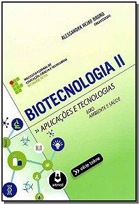 Biotecnologia II- Aplicações e Tecnologias