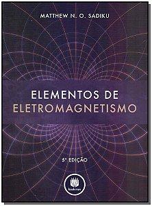 Elementos de Eletromagnetismo - 05Ed/12