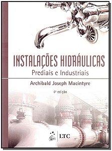 Instalacoes Hidraulicas Prediais e Industriais