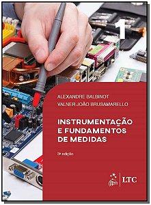 Instrumentação e Fundamentos de Medidas - Vol. 1 - 03Ed/19