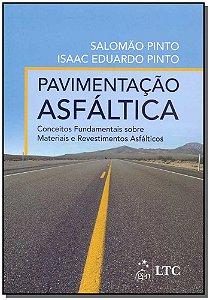 Pavimentação Asfáltica - 01Ed/18
