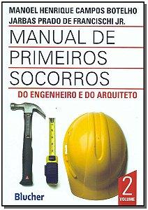 Manual de Primeiros Socorros - Vol. 02