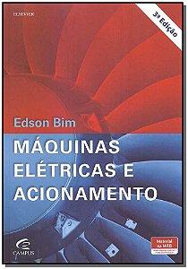 Máquinas Elétricas e Acionamento - 03Ed/14
