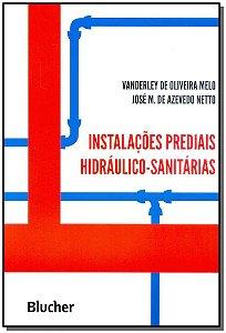 Instalações Prediais Hidráulico-sanitárias - 01Ed/88