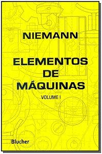 Elementos de Máquinas - Vol. 01