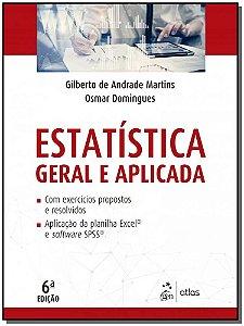 Estatística Geral e Aplicada - 06Ed/17