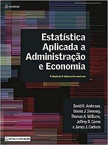 Estatística Aplicada a Administração e Economia - 04Ed/18