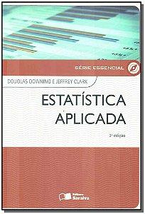 Estatística Aplicada (Série Essencial)