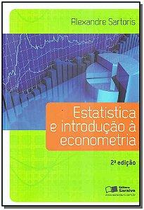 Estatística e Introdução a Econometria