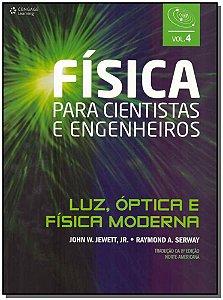 Física Para Cientistas e Engenheiros - Vol.04