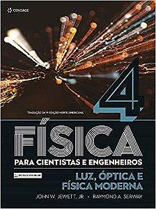Físicas Para Cientistas e Engenheiros - Vol. 4