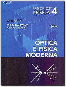 Princípios de Fisica - Óptica e Física Moderna - Vol.04