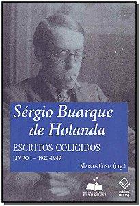 Sérgio Buarque de Holanda - Livro I